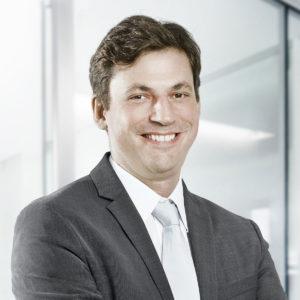 Lars Egger, Espace Real Estate AG