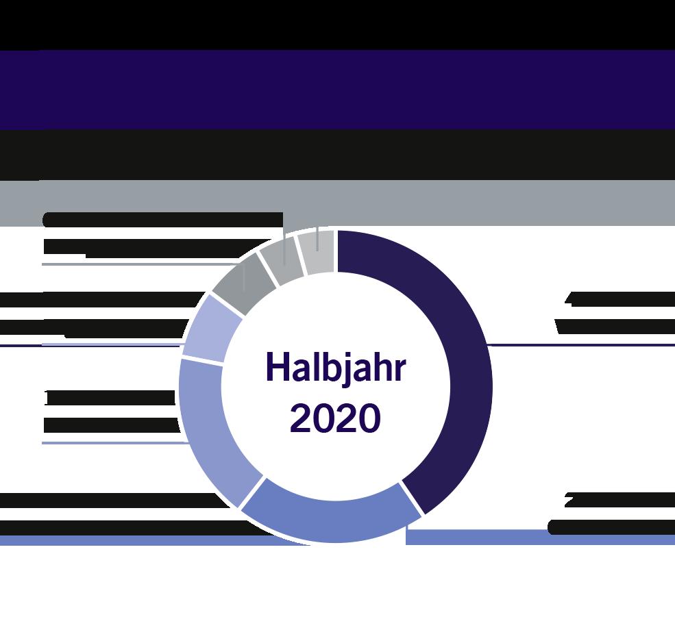 Mieterträge nach Nutzung HJB 2020